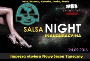 Salsa Night Inauguracyjna 2016